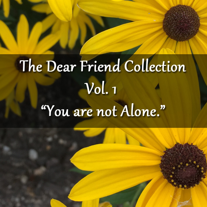 Anti-Bullying Message - You are not Alone